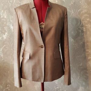 Ann Taylor Wool and silk blazer size 8